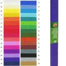 Krepový papír KOH-I-NOOR 9755 - 29, tmavě fialový