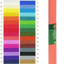 Krepový papír KOH-I-NOOR 9755 - 31, karmínový, 10ks