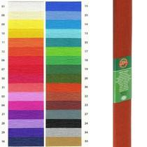 Krepový papír KOH-I-NOOR 9755 - 36, světle hnědý