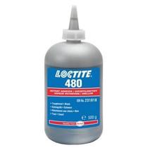 Loctite 480 - 500 g vteřinové lepidlo černé