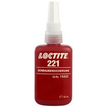 Loctite 221 - 50 ml zajišťovač šroubů NP