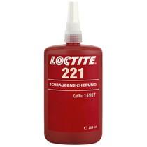 Loctite 221 - 250 ml zajišťovač šroubů NP