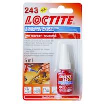 Loctite 243 - 5 ml zajišťovač šroubů SP