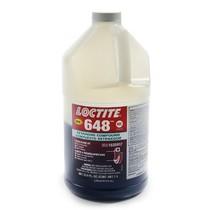 Loctite 648 - 1 L upevňovač spojů VP