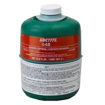 Loctite 648 - 2 L upevňovač spojů VP