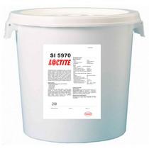 Loctite SI 5970 - 20 L černý, silikonové těsnění elastické