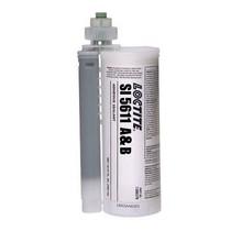 Loctite SI 5611 - 400 ml šedý dvousložkový silikon rychlé vytvrzení