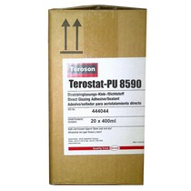 Teroson PU 8590 - 400 ml černé polyuretanové lepidlo