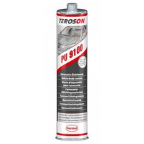 Teroson PU 9100 - 310 ml bílý karosářský tmel