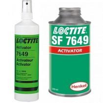 Loctite SF 7649 - 500 ml sada aktivátor N + prázdný rozprašovač
