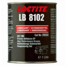 Loctite LB 8102 - 1 L mazací tuk pro vysoké teploty
