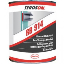 Teroson RB 914 - 680 g kontaktní lepidlo transparentní