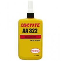 Loctite AA 322 - 250 ml UV konstrukční lepidlo