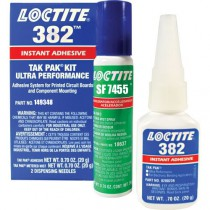 Loctite 382 - 20 g + 7455 - 25 ml TAK PAK vteřinové lepidlo
