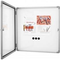 Vitrína magnetická Magnetoplan optimal vnitřní 6 x A4