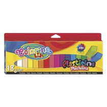 Modelína Colorino 18 barev