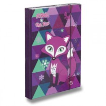 Box na sešity Frieda the Fox