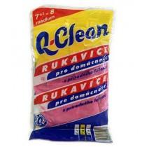 Gumové rukavice Q-Clean