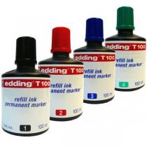 Inkoust permanentní Edding T 100
