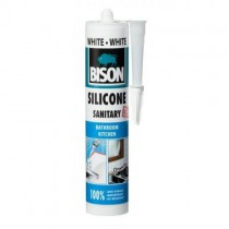 BISON SILICONE SANITARY - 280 ml
