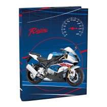 Box na sešity Speed Racing